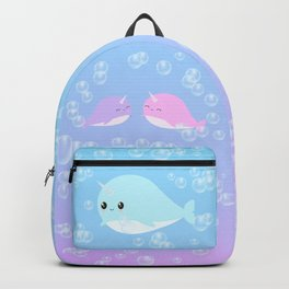 Cute Narwhals Backpack