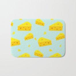 Cheesy Love Bath Mat