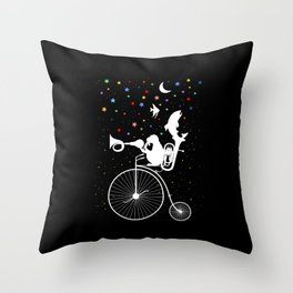 All the stars in the sky just for you. Life is Beautiful. Throw Pillow