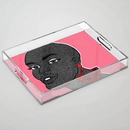 Nana Acrylic Tray