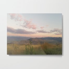 When Time Stands Still Metal Print