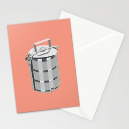 Tiffin Carrier Stationery Cards