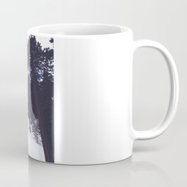 Snow Landscape  Coffee Mug