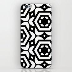 Vogelaar Black & White Pattern iPhone & iPod Skin