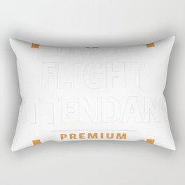 Flight-Attendant--Gift-Ideas Rectangular Pillow