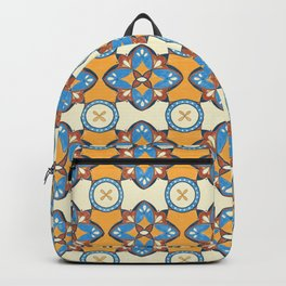Spanish Tiles Backpack