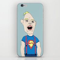 the goonies iPhone & iPod Skins featuring The Goonies by Elena Éper