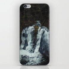 Upper McCord Creek Falls iPhone & iPod Skin