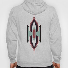 Southwestern Santa Fe Tribal Pattern Hoody
