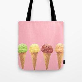 Frozen Flavors Tote Bag