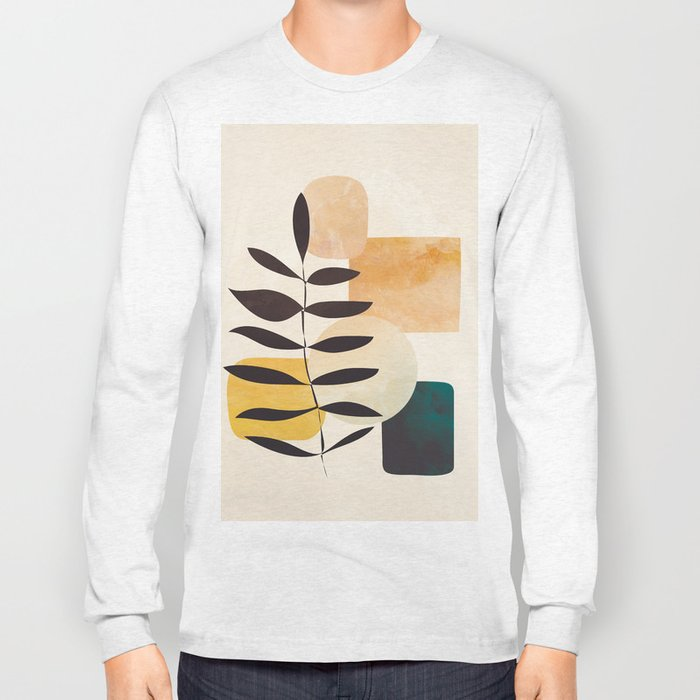 Abstract Elements 20 Long Sleeve T-shirt