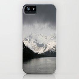 Beautiful Alaska iPhone Case