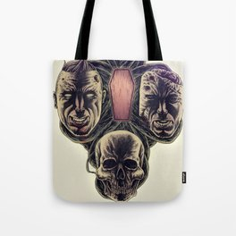 Theory of a Deadman Tote Bag