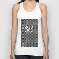 the xx Tank Tops featuring XX by NENE W