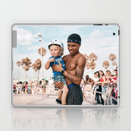 Venice Beach Skate Park Laptop & iPad Skin