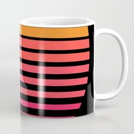 Climbing Summit Coffee Mug