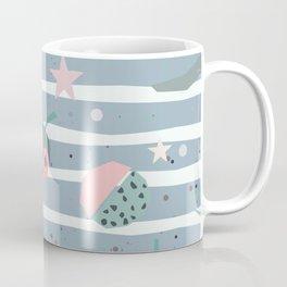 Strawberry Abstract Coffee Mug