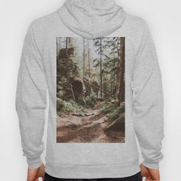 Wild summer - Landscape and Nature Photography Hoody