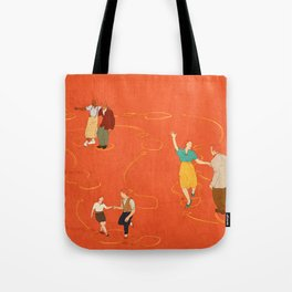 Sing, sing, sing! Tote Bag