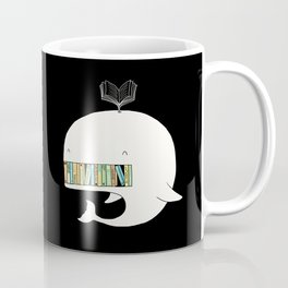 My Book Shelf Coffee Mug