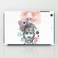 pagan iPad Cases featuring I'm a pagan of the good times by True Colors