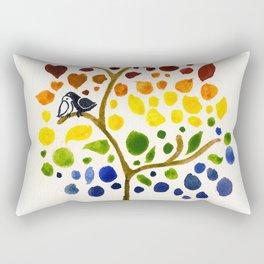 Love Birds Rectangular Pillow