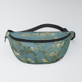 Blossoming Almond Tree Vincent Van Gogh Fanny Pack