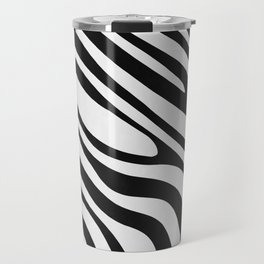Black & White Minimal II Travel Mug