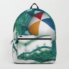 Beach ball Splash Backpack