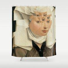 van Weyden und das Laster Shower Curtain