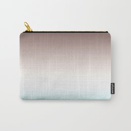 Twilight . Ombre Carry-All Pouch