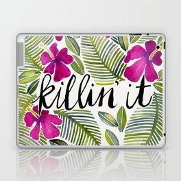 Killin' It – Tropical Pink Laptop & iPad Skin