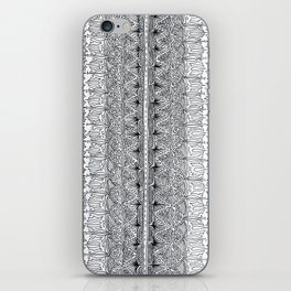 ISA Standard Design Verticle iPhone Skin