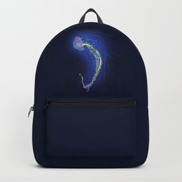 Swimming Jellyfish Backpack