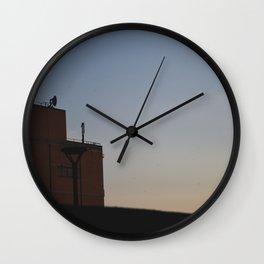 Nobody Knows Wall Clock