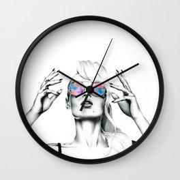 Iggy Azalea 2 Wall Clock