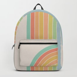 Gradient Arch - Rainbow I Backpack