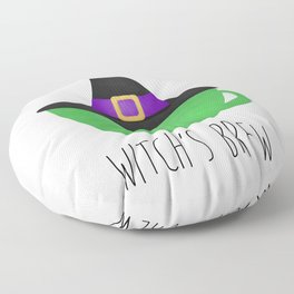 Witch's Brew Floor Pillow