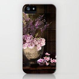 Sakura in the Night iPhone Case