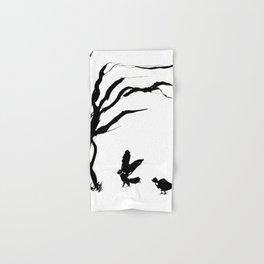 Ravens Hand & Bath Towel