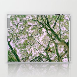 Monkey Web Laptop & iPad Skin