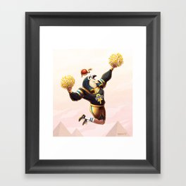 Egyptian Sun God Ra Framed Art Print