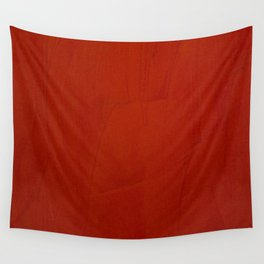 Italian Style Red Stucco Wall Tapestry