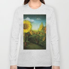 Hidden path Long Sleeve T-shirt