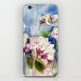 Vickie's Hummingbird iPhone Skin