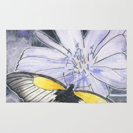 Butterfly Whispers Rug