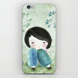 Nature, my soul iPhone Skin