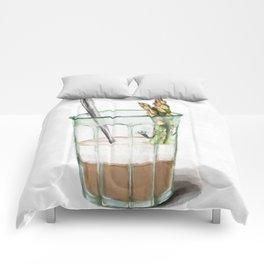La Cuisine Fusion - Aspargus Latte Comforters