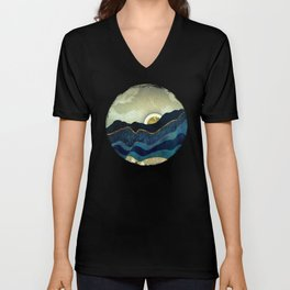 Post Eclipse Unisex V-Neck