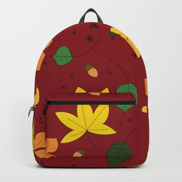 Autumn frenzy Backpack